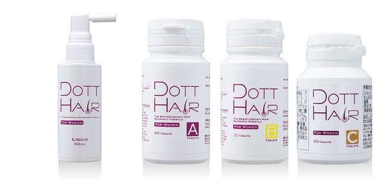 ドットヘア治療薬