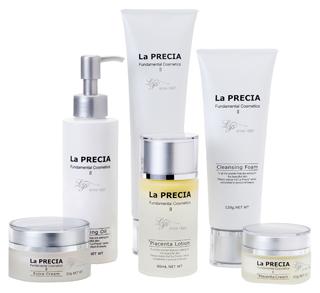 お肌の乾燥の季節はLa PRECIA(ラ・プレシア)